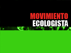 MOVIMIENTO ECOLOGISTA